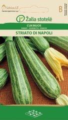 Kabači Striato di Napoli cena un informācija | Dārzeņu, ogu sēklas | 220.lv