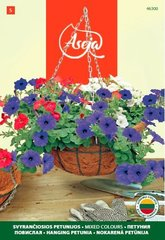 Петуния повислая  /Hanging Petunia/ Mixed colours, ASEJA, 0,15g, 46300