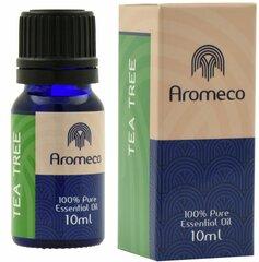 Tējas koka ēteriskā eļļa Aromeco 10 ml