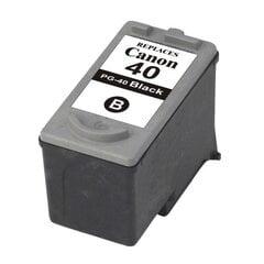Melns tintes kārtridžs TFO Canon PG-40 20 ml priekš MP190 MP210 MP220 uc.HQ Premium Analogs