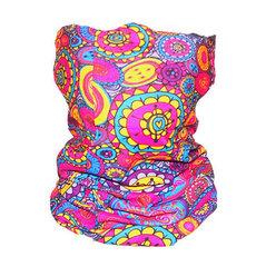 Шарф Colored Circles цена и информация | Шарфы, шапки, перчатки | 220.lv