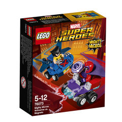 76073 LEGO® Marvel Super Heroes Mighty Micros: Wolverine vs. Magneto Рассамаха