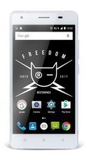 Just5 Freedom M303 Dual LTE White