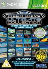 SEGA Mega Drive Classics (Ultimate Collection), Xbox 360 cena un informācija | SEGA Mega Drive Classics (Ultimate Collection), Xbox 360 | 220.lv