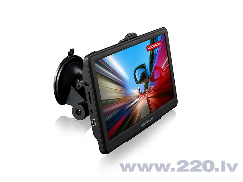 Personal Navigation Device FreeWAY SX 7.1 with Maps of Europe ''MapFactor''