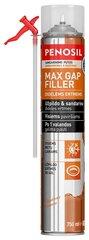 Blīvēšanas putas Penosil MaxGap Filler 750 ml