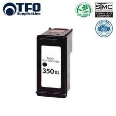 Melns Tintes kārtridžs TFO HP 350 XL CB335EE priekš DeskJet D4260 / J6410 uc HQ Premium Analogs 30 ml