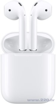 Apple - AirPods MMEF2ZM/A