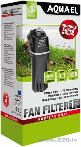 Ūdens filtrs Aquael Fan filter 1 cena