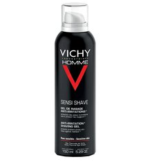 Гель для бритья Vichy Homme Anti Irritations 150 мл