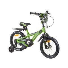 "Zēnu velosipēds Kawasaki Dirt 16"""