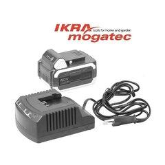 "Зарядное устройство 40V ""Ikra"" батарея нормальная"