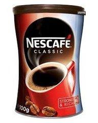 Šķīstoša kafija NESCAFE Classic (bundžā 250 g)