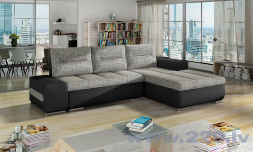 Mīksts stūra dīvāns Ottavio