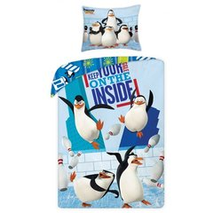 Комплект постельного белья The Penguins of Madagascar, 2 части