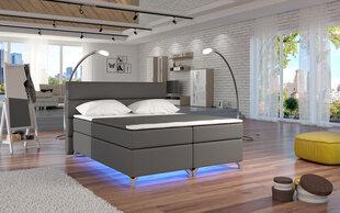 Кровать Amadeo со светодиодной подсветкой ,160X200 см