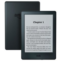 Amazon Kindle E-Reader 6'' Glare-Free WiFi, black