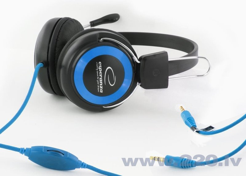 Esperanza Falcon, Black/Blue cena
