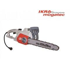 Электрическая цепная пила 2,2 kW Ikra Mogatec IECS 2240 TF