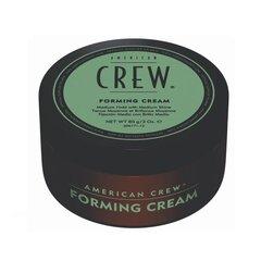 Matu veidošanas līdzeklis vīriešiem American Crew Forming Cream 85 g cena un informācija | Kosmētika vīriešiem | 220.lv