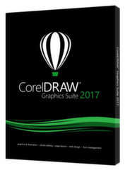 Programma Corel Corel DRAW Graphics Suite 2017