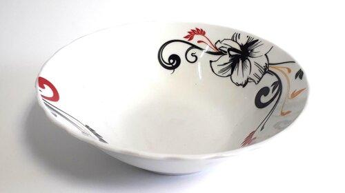 Keramikas salātu trauks, 18 cm