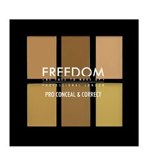 Grima palete Freedom Pro Conceal & Correct