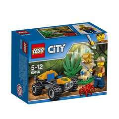 60156 LEGO® City Jungle Buggy вездеход