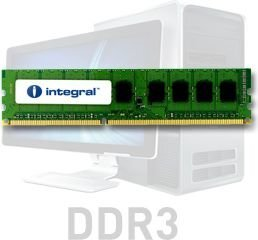 Integral 4GB 1066MHz DDR3 CL7 DIMM IN3T4GNYBGX cena un informācija | Integral 4GB 1066MHz DDR3 CL7 DIMM IN3T4GNYBGX | 220.lv