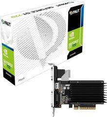 Palit GeForce GT 710 2GB GDDR3 PCIE BOX NEAT7100HD46H cena un informācija | Palit GeForce GT 710 2GB GDDR3 PCIE BOX NEAT7100HD46H | 220.lv