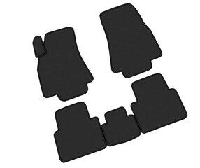 ARS MERCEDES-BENZ A-class W169 2004-2013 (150,160,170,180,200) /MAX2 PureColor cena un informācija | Tekstila paklājiņi pēc auto modeļiem | 220.lv