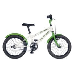 Velosipēds Author Orbit Extreme White // Neon Green 16""
