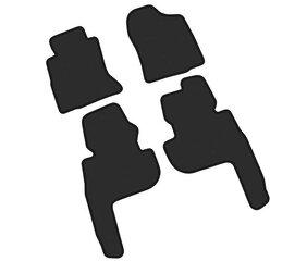 ARS TOYOTA LAND CRUISER–90 PRADO 1996-2002 (4 durvju) /MAX2 PureColor cena un informācija | Tekstila paklājiņi pēc auto modeļiem | 220.lv