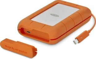 LaCie Rugged® Thunderbolt 2,5'' 512GB USB 3.1