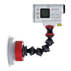Эластичный держатель с присоской Joby Suction Cup & GorillaPod Arm цена и информация | Аксессуары для видеокамер | 220.lv