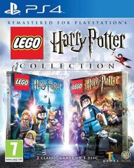 Lego Harry Potter Collection Years 1-7, PS4 cena un informācija | Lego Harry Potter Collection Years 1-7, PS4 | 220.lv