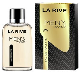 Tualetes ūdens La Rive Men's World EDT 90 ml