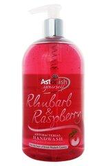 Šķidrās ziepes (Rabarberu un aveņu) Astonish Rhubarb & Raspberry 500 ml
