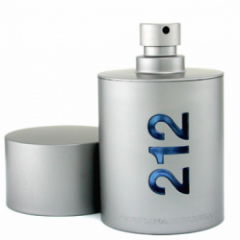 Tualetes ūdens Carolina Herrera 212 Men edt 50 ml