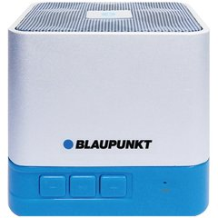 Skaļrunis BLAUPUNKT BT02WH Bluetooth Zils cena un informācija | Portatīvie skaļruņi, audio atskaņotāji un austiņas | 220.lv