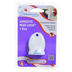 Magnētiskā atslēga Dreambaby The Mag Lock®, 1 gab.
