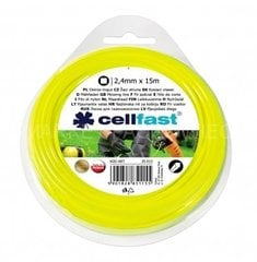 "Trimmeru diegs Cellfast 2,4""*15 m"