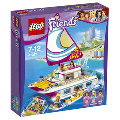 41317 LEGO® Friends Sunshine Catamaran Katamarans