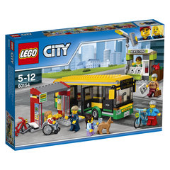 60154 LEGO® City Bus Station Autoosta
