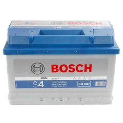 Bosch S4 007 Silver (72A/h)