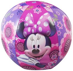 Pludmales bumba Minnie Mouse