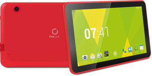 "Overmax Livecore 7031 7"" WiFi Red"