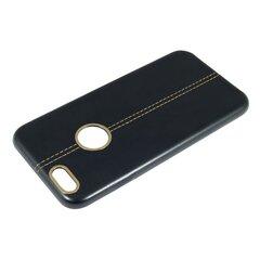 Aizmugures aizsargapvalks Nomad priekš Apple iPhone 7, Melns