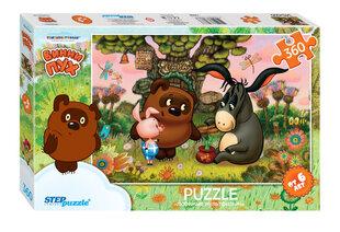 "Puzle Step Puzzle 360 ""Vinnijs Pūks"" cena un informācija | Puzle Step Puzzle 360 ""Vinnijs Pūks"" | 220.lv"