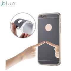 Aizmugures aizsargapvalks Blun Mirror priekš LG K7 X210, Pelēks